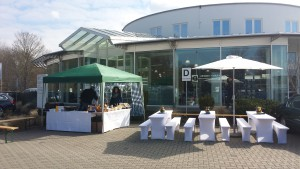 Autohaus Krah + Enders BMW Barbecue